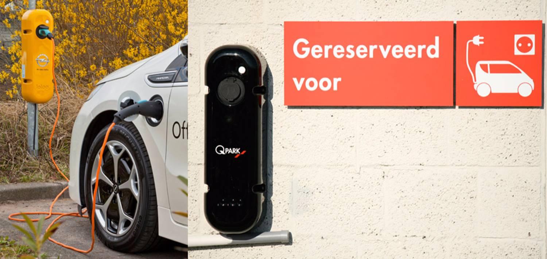 Oplaadkappen electrische auto's een milieuvriendelijke oplossing
