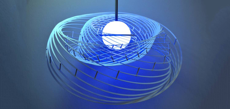 Spuiterij Tauber - Lamp Bartek Helio